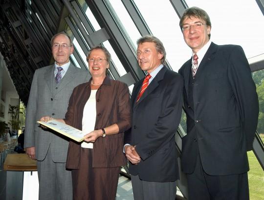 Vorstand der Ellinghaus-Stiftung